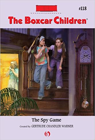 The Spy Game (The Boxcar Children Mysteries Book 118)