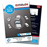 AtFoliX Canon EOS 20D Screen Protector - Set of 3 - FX-Clear crystal clear