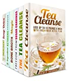 img - for Get Detoxified Box Set (6 in 1): Tea Cleanse, Sugar Detox, and Soup Detox Recipes for a Healthier You! (Detox & Weight Loss) book / textbook / text book