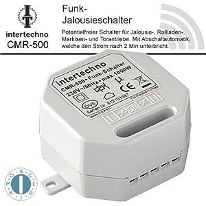 Nachr Sten Rollladen Intertechno Funk Jalousieschalter