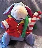 2002 Holiday Musical Dancer Disney Eeyore Plush