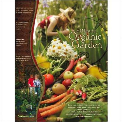 Cheap Evo Organic Rick Baker's 7 Minute Organic Garden (B003LW4ZZK)