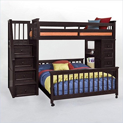 Bunk Beds With Stairs 566 front