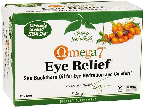 Terry Naturellement Omega-7 Dégagement oculaire,