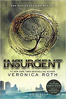 a review of insurgent a book in the divergent trilogy by veronica roth Although divergent was written to be able to stand alone (roth knew better than to expect any publisher to commit to an unfinished trilogy by an unknown author), insurgent wasn't: readers who plunge in without having read divergent are likely to be pretty confused, and the ending is a cliffhanger.