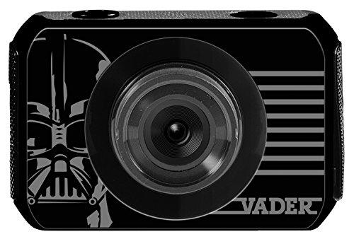 Star Wars - Cámara de movimiento, color negro (Lexibook DJA500SW)