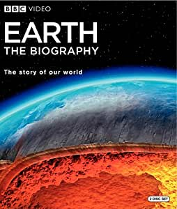 Earth: The Biography [Blu-ray]