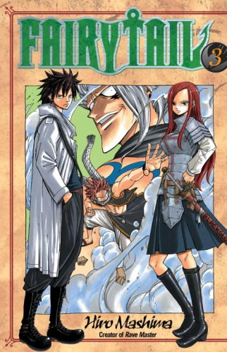 Fairy Tail 3 (Fairy Tail (del Ray))