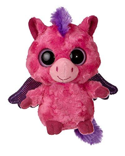 """Fuschia Pegasus Yoohoo 5"""" by Aurora"""