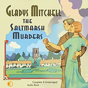 The Saltmarsh Murders Audiobook