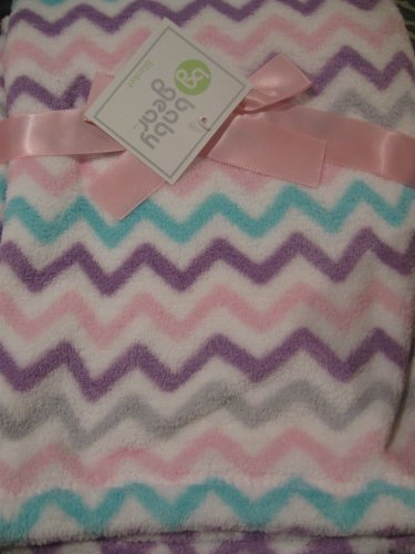 Baby Blanket Rose back-994564