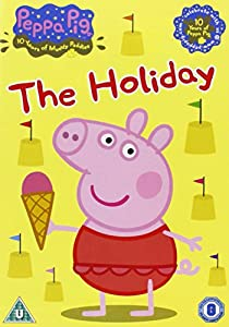 Peppa Pig: The Holiday [Volume 19] [DVD]