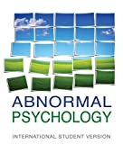 img - for Abnormal Psychology book / textbook / text book