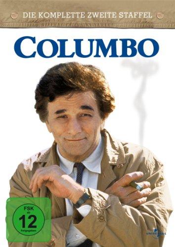 Columbo - Die komplette zweite Staffel [4 DVDs]