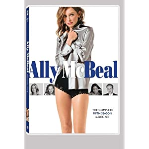 Ally McBeal: The Complete Fifth Season