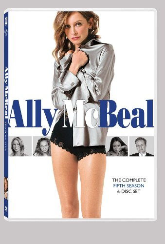 Ally Mcbeal: Season 5 [DVD] [Region 1] [US Import]