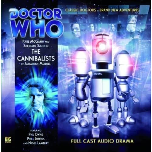 The Cannibalists (Doctor Who: The New Eighth Doctor Adventures ...