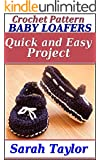 Baby Loafers - Quick and Easy Crochet Pattern (English Edition)