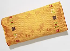 Traditional Buckwheat Pillow : Amazon.com - Korean Decorative Pillow - Organic Buckwheat Pillow - Stylish Asian Embroidered ...