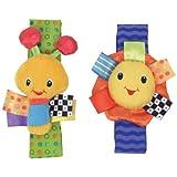 Kids II Bright Starts Wrist Rattles