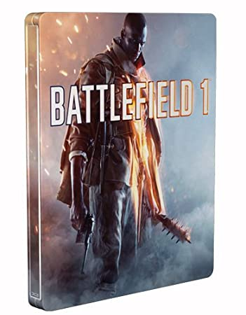 Battlefield 1 - Steelbook (Exclusive to Amazon.co.uk) - [no Game included]