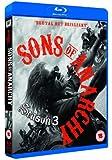 Sons of Anarchy - Season 3 [Blu-ray]