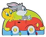 3-D Kindergarderobe - Looney Tunes Tw...