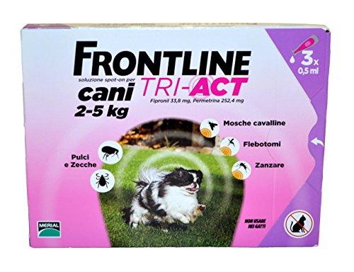 frontline-tri-act-2-5-kg-antiparassitario-per-cani-di-piccolissima-taglia