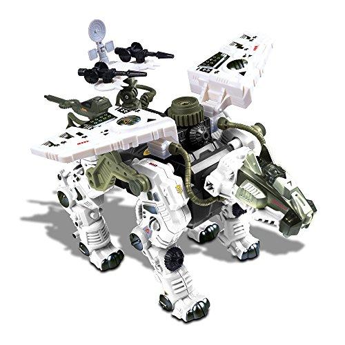 juguete silverlit Lion Mac, robot a radiocontrol barato, comprar robot a radiocontrol barato,