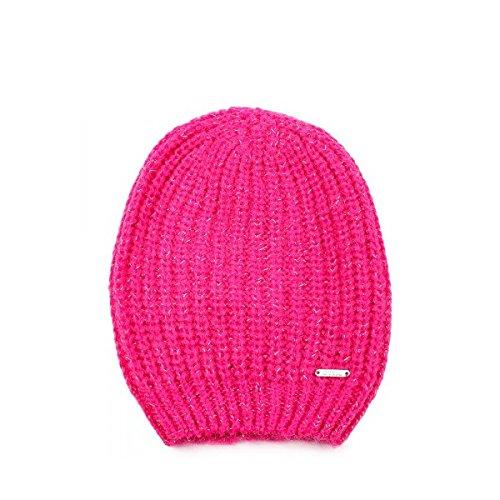 Guess -  Berretto in maglia  - Donna rosa