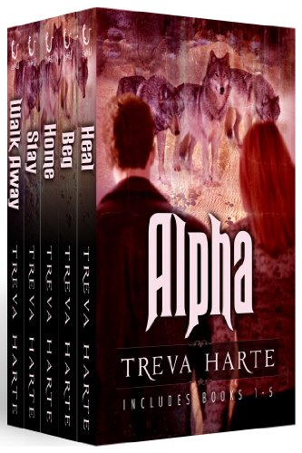 Treva Harte - Alpha Boxed Set