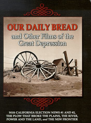 Our Daily Bread & Other Films of Great Depression [DVD] [1934] [US Import]
