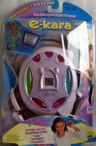 E-Kara Real Karaoke Pro Headset Music System