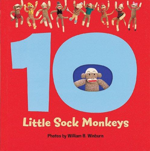 10 Little Sock Monkeys10 Little Sock Monkeys
