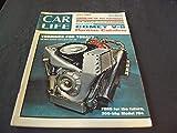 Car Life Jul 1963 Comet V-8, Pontiac Catalina