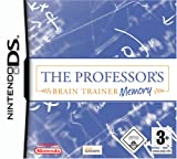 The Professor's Brain Trainer: Memory (Nintendo DS)