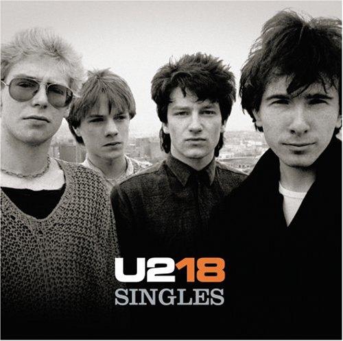 U218 Singles artwork
