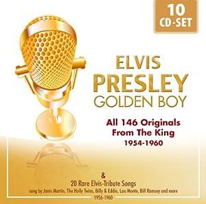 Elvis Presley: Golden Boy - All 146 Originals From The King 1954 - 1960
