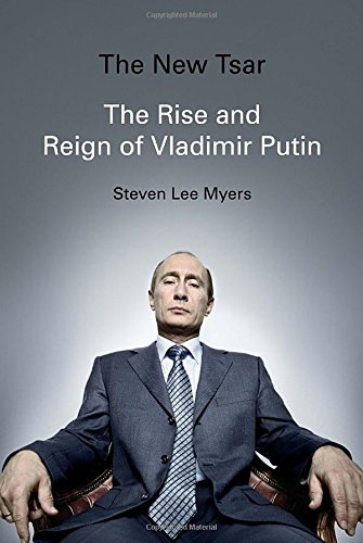 The New Tsar ISBN-13 9780307961617