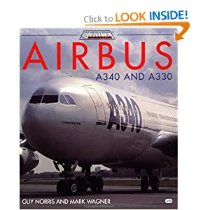 Amazon.com: Airbus A340 and A330 (Jetliner History) (9780760308899 ...