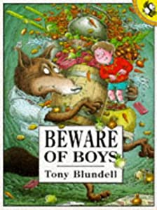 Beware of boys tony blundell