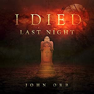 I Died Last Night Audiobook