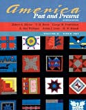 America Past and Present, Volume II (Chapters 16-33) (7th Edition) (032118307X) by Robert A. Divine