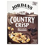 Jordans Dark Chocolate Country Crisp Cereal 6x500g