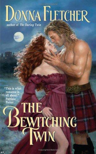 The Bewitching Twin (Avon Romance), DONNA FLETCHER
