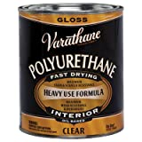 Rust-Oleum Varathane 9041H 1-Quart Interior Oil Polyurethane, Gloss Finish