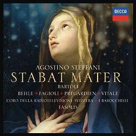 Steffani: Stabat Mater [+digital booklet]