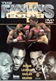 Fabulous Four - Featuring Hagler, Hearns, Leonard & Duran [1990] [DVD]