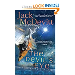 The Devil's Eye (An Alex Benedict Novel) by Jack McDevitt