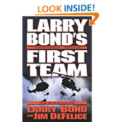 Larry Bond's First Team (Bond, Larry)